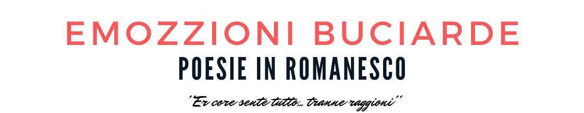 Poesie in Romanesco